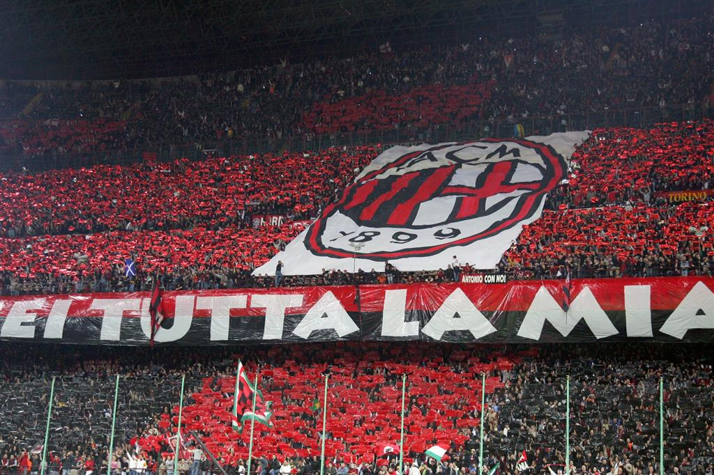 AC Miláno - Lazio