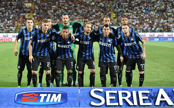 Inter Miláno - Janov