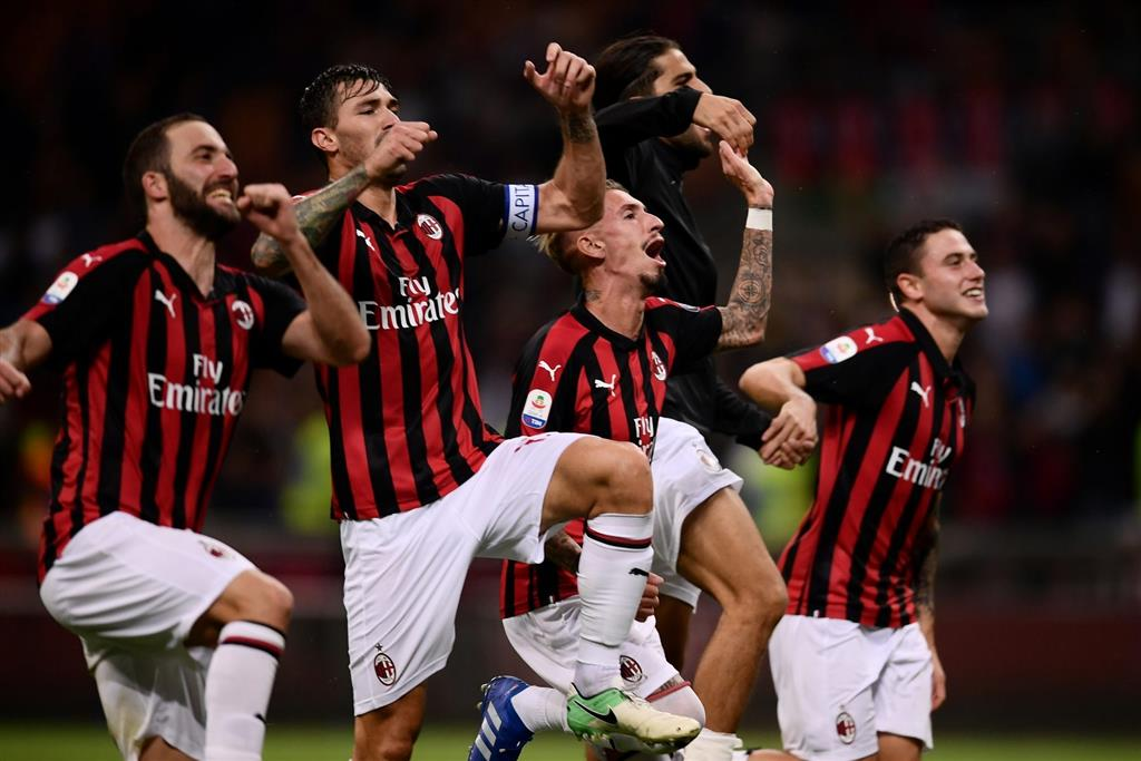 AC Miláno - Dudelange