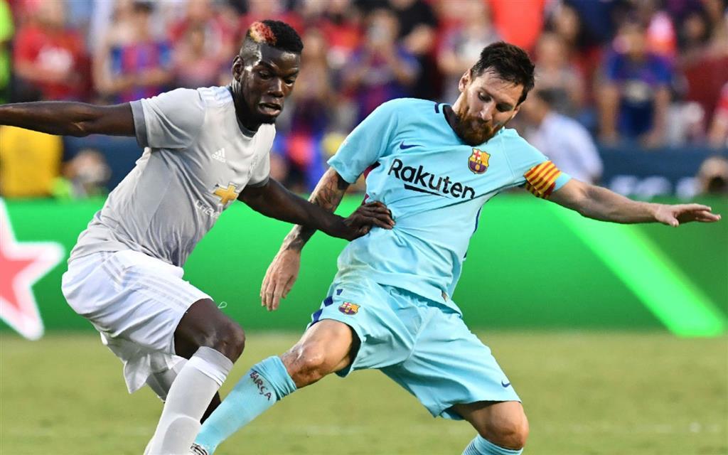Futbalový zájazd Barcelona - Manchester United