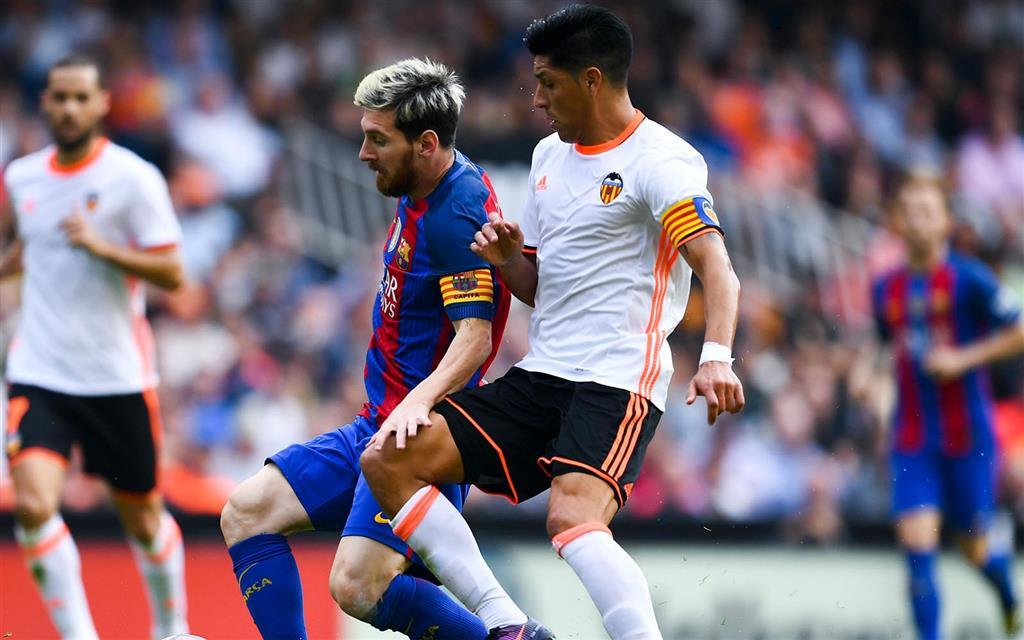 Futbalový zájazd Barcelona - Valencia finále Copa Del Rey