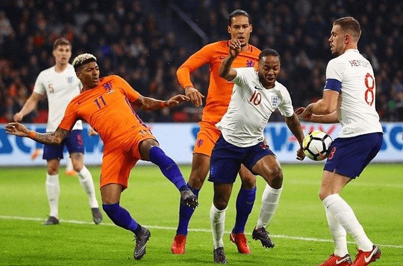 Liga národov: Holandsko-Anglicko