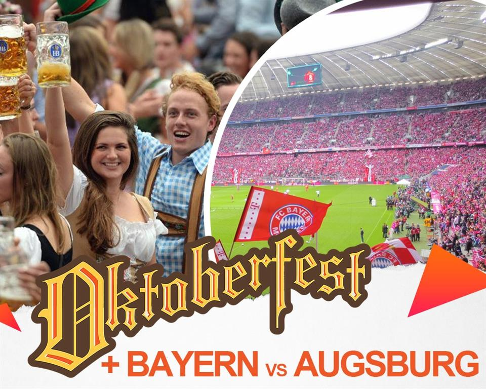 Zájazd na Oktoberfest Bayern 2019