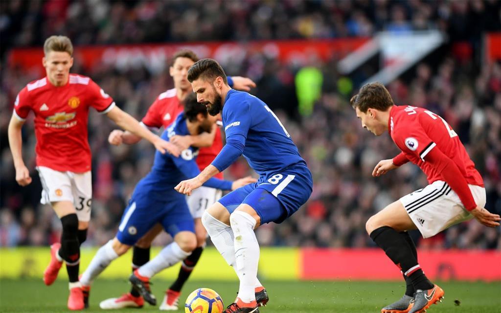 Futbalový zájazd Chelsea - Manchester united