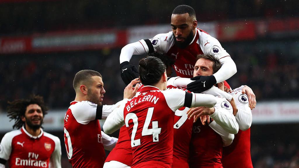 Futbalový zájazd Arsenal - Everton