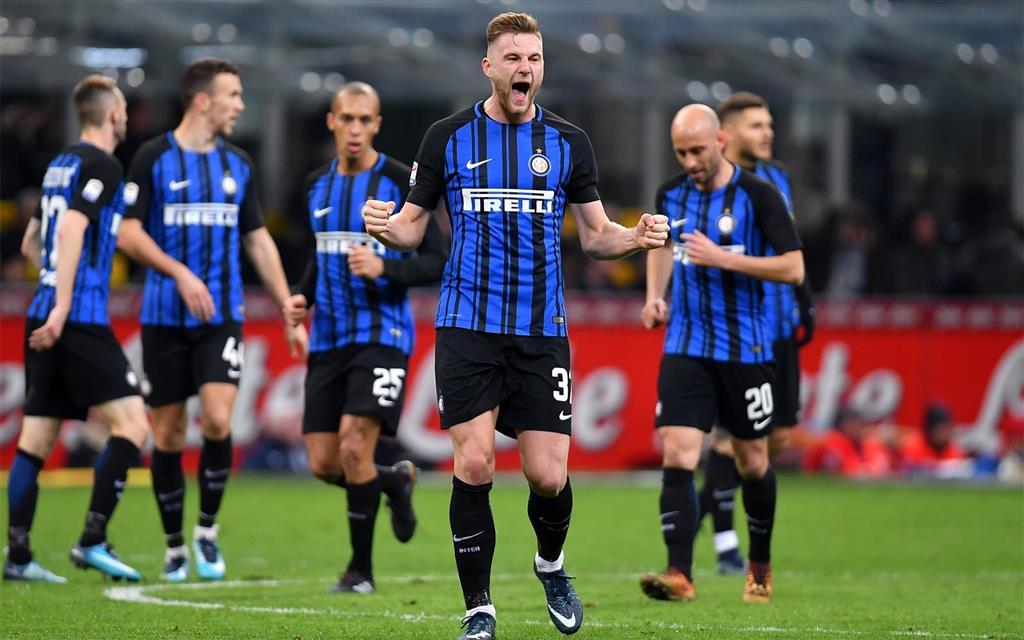 Futbalový zájazd Inter - AS Rím