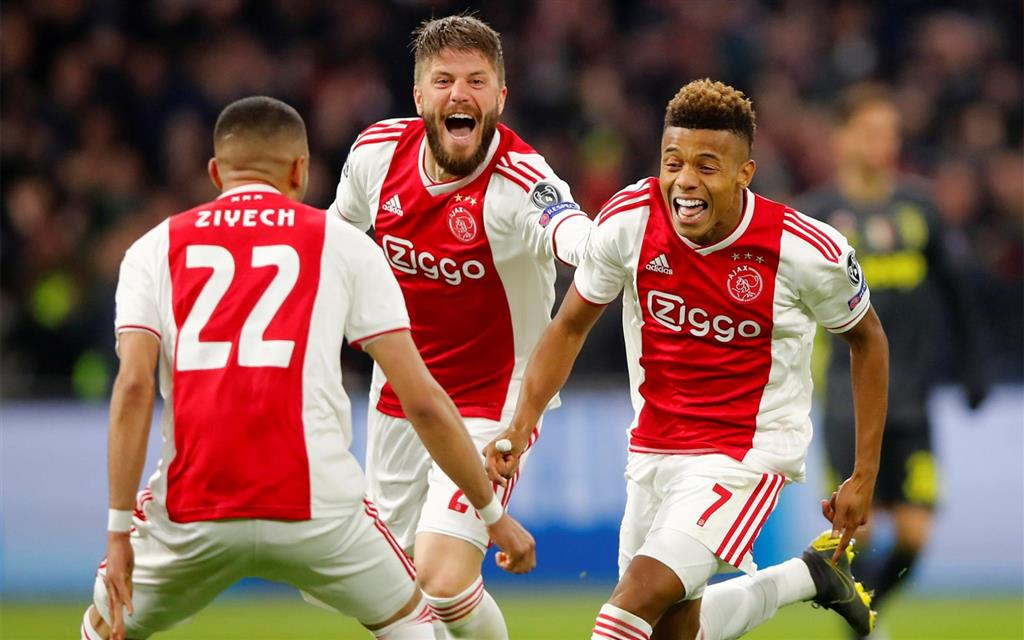 Futbalový zájazd Ajax Amsterdam - Groningen