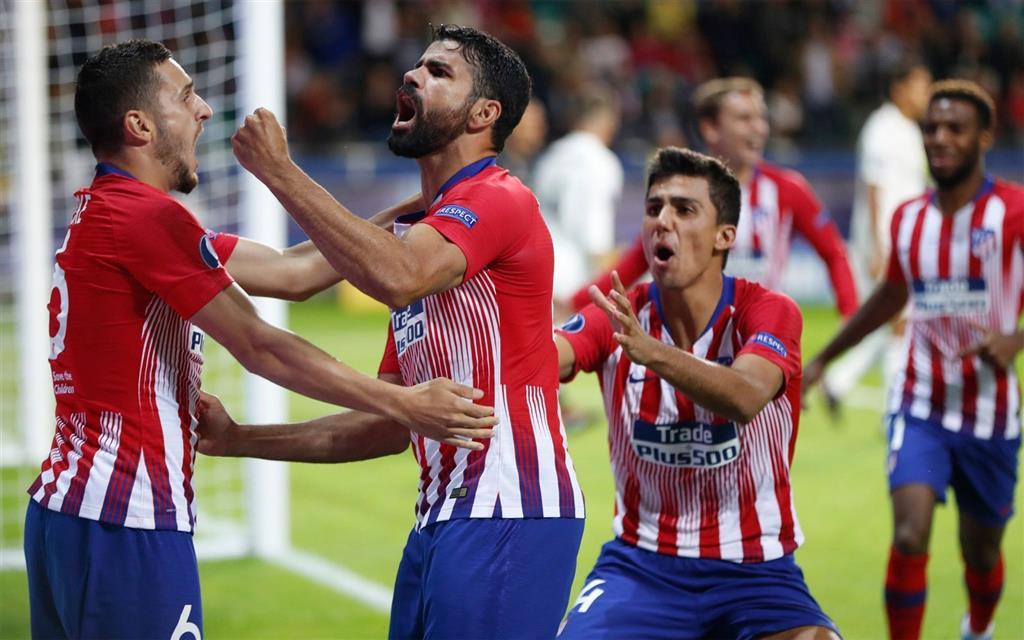 Futbalový zájazd Atletico - Osasuna