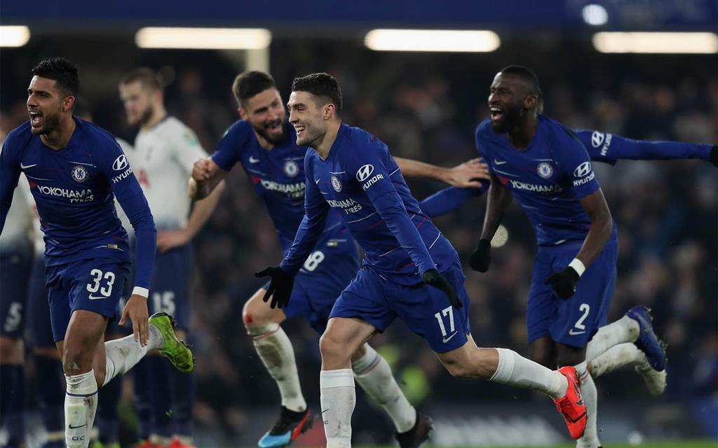 Futbalový zájazd West Ham - Chelsea