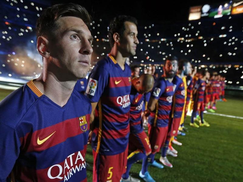 Futbalový zájazd  Barcelona - Inter
