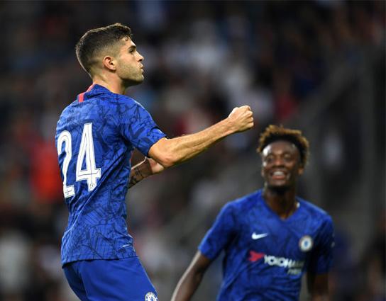 Futbalový zájazd Chelsea - Ajax