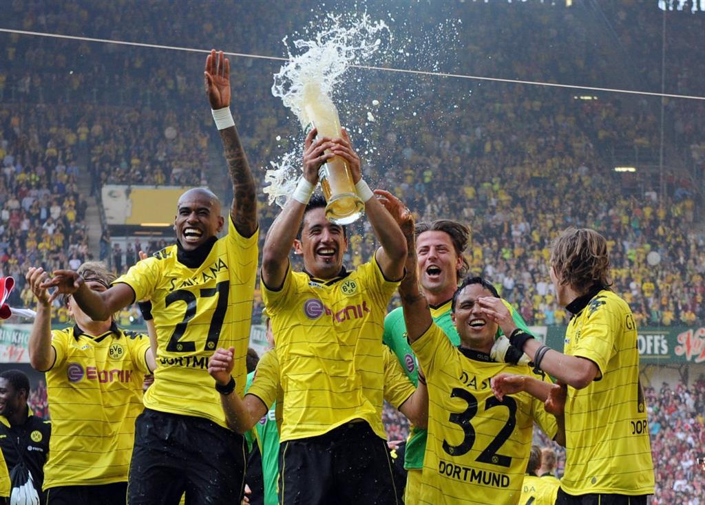 Futbalový zájazd Dortmund - Slávia