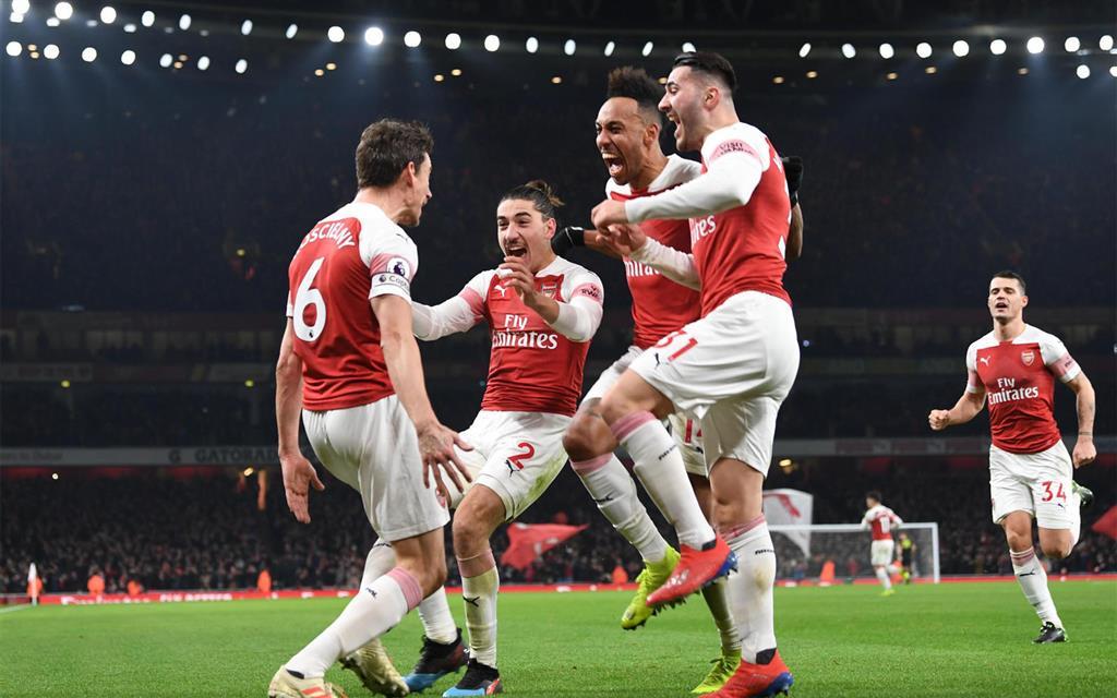 Futbalový zájazd Arsenal - Guimaraes