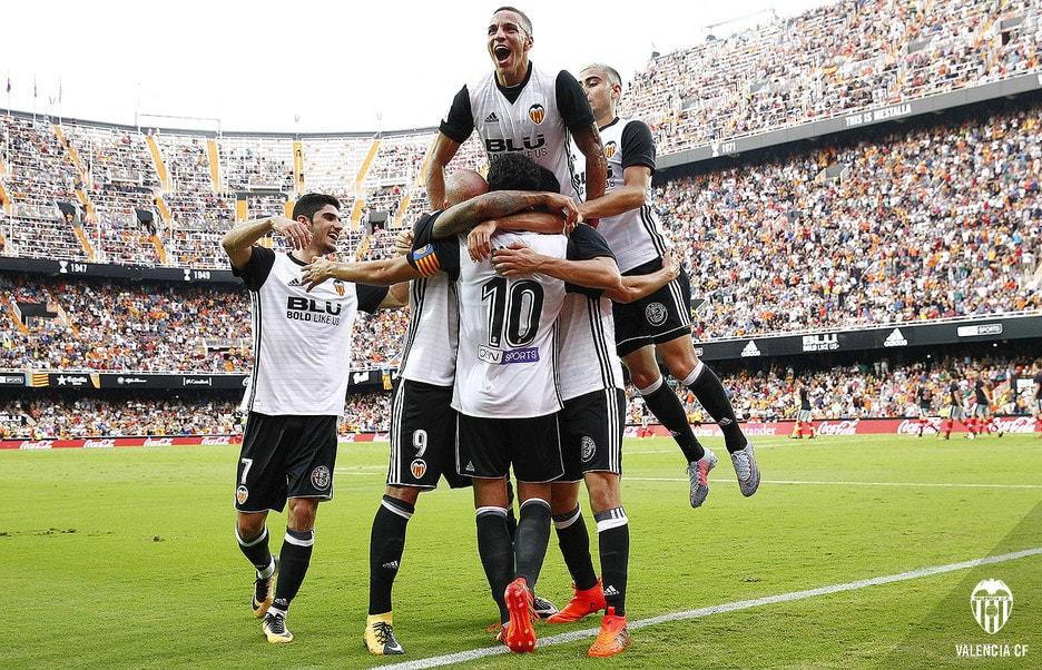 Futbalový zájazd Valencia - Valladolid