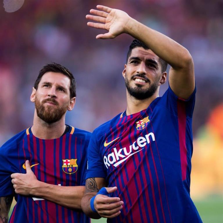 Futbalový zájazd Barcelona - Eibar
