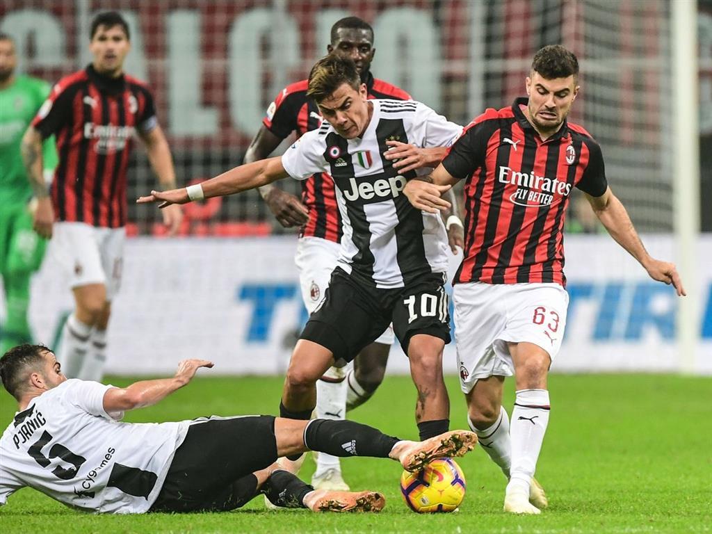 Futbalový zájazd AC Miláno - Juventus autobusom