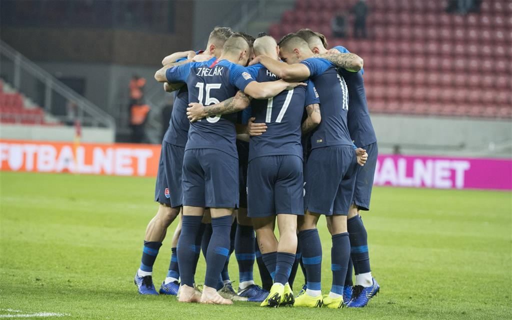 Slovensko - Írsko Kvalifkácia EURO 2020