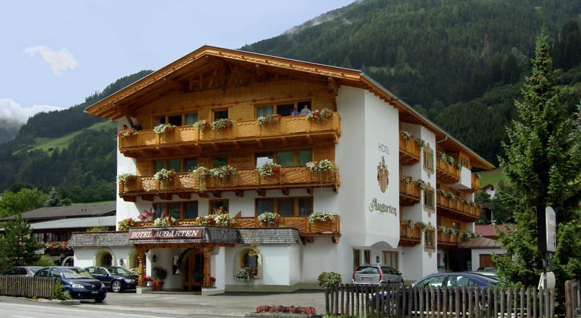 Hotel Augarten - 12