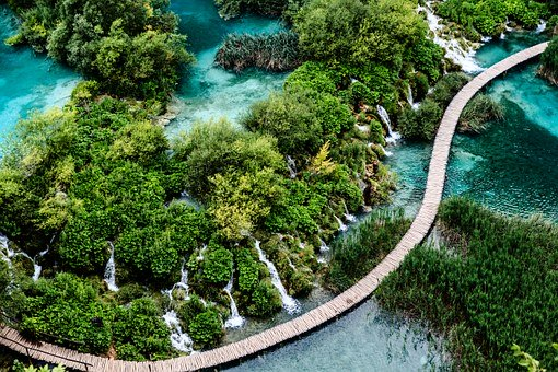 Pohoda na Jadrane, nádhera Plitvických jazier