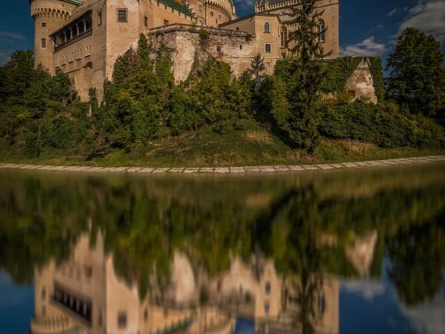Bojnice - 1 dňový výlet na Slovensku