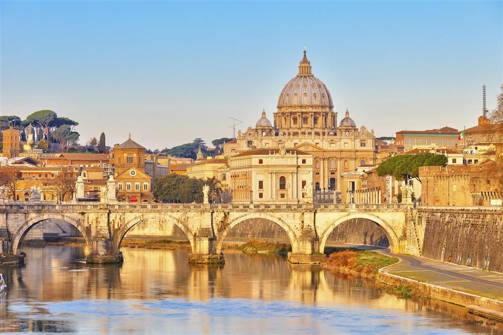 Kouzelný Řím a Vatikán