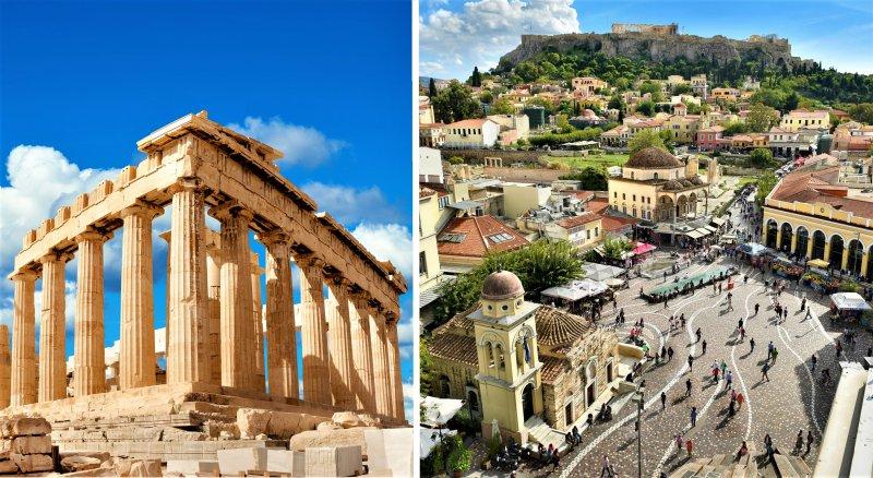 Božské Atény