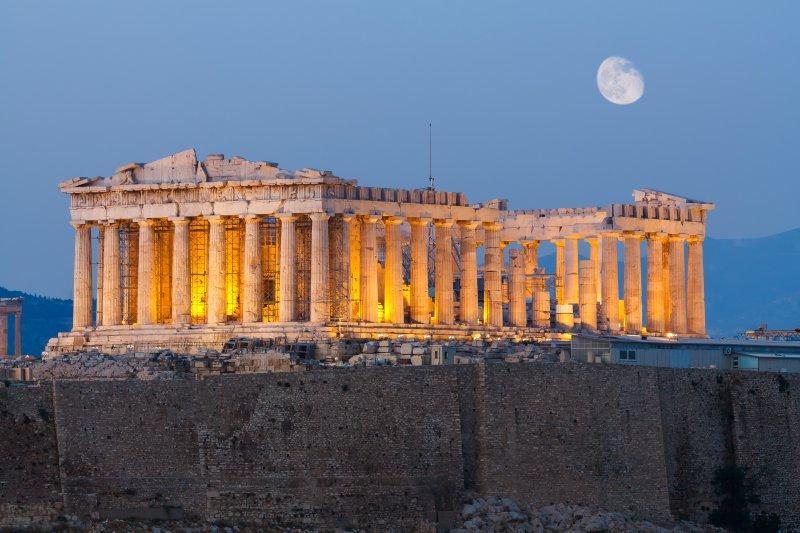 Božské Atény - 1