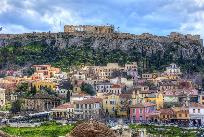 Božské Atény - 2