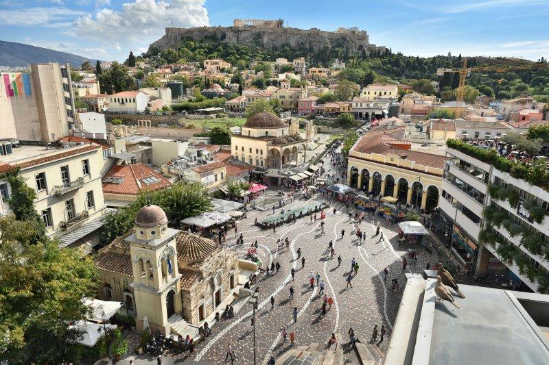 Božské Atény - 5