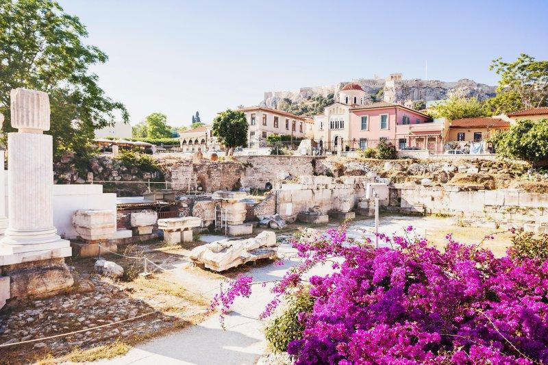 Božské Atény - 7