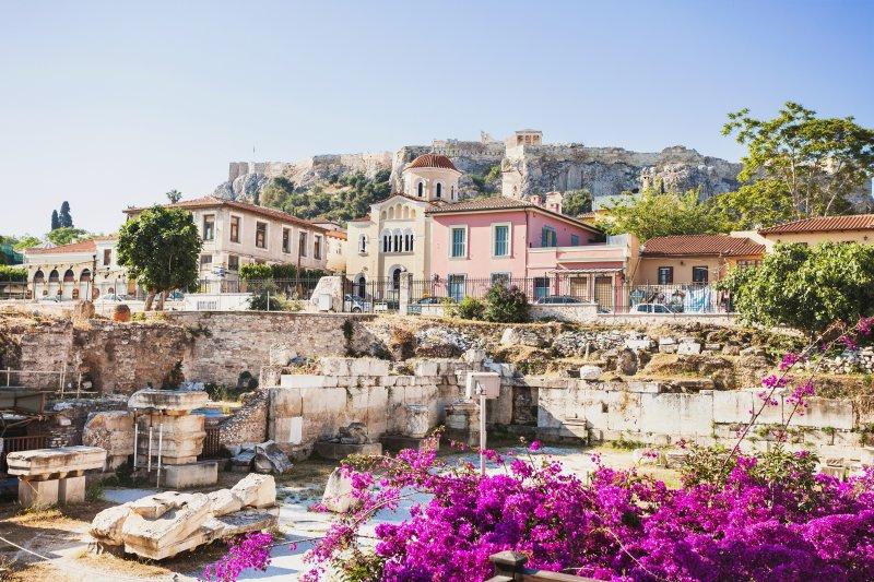 Božské Atény - 9