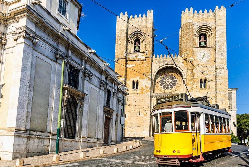 Lisabon, európske San Francisco
