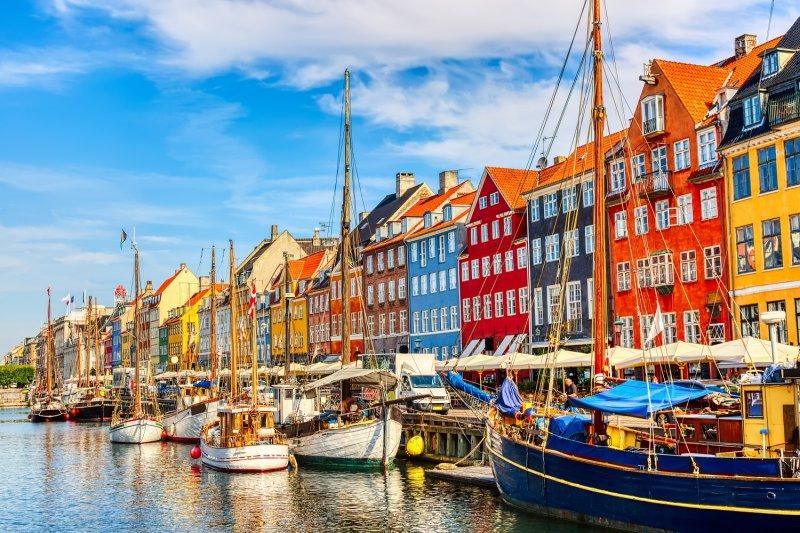 Víkend v Kodani, v meste rozprávok a štastných ľudí LETECKY