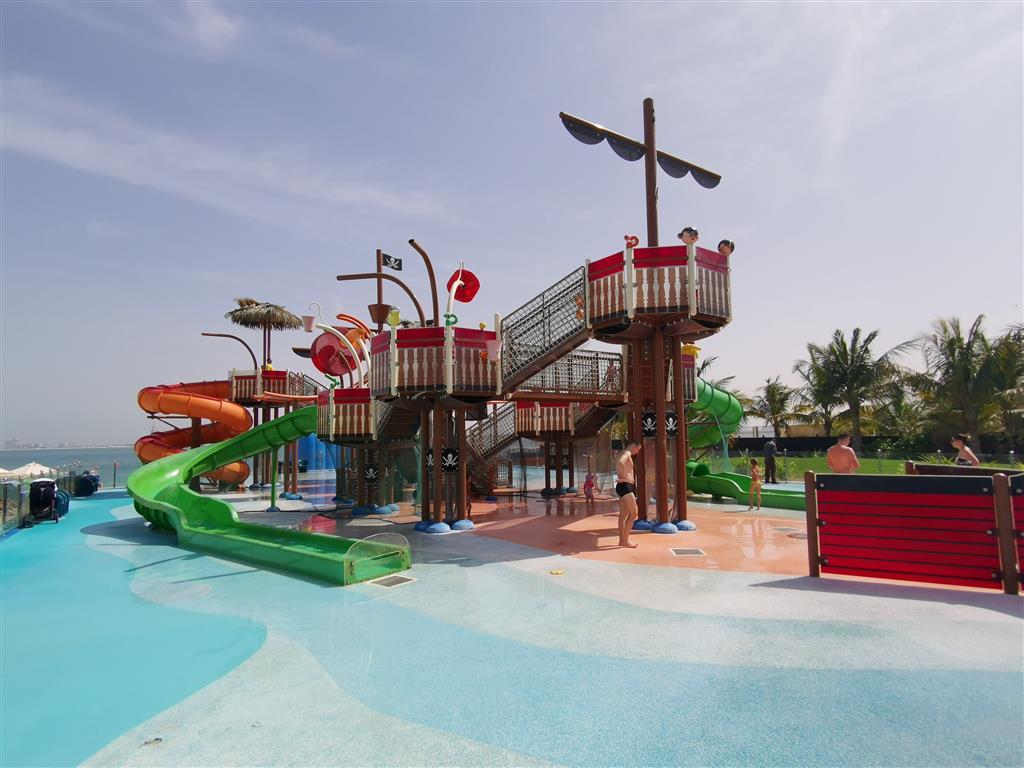 Prázdniny v Emirátoch: DoubleTree by Hilton Resort Marjan Island - 6