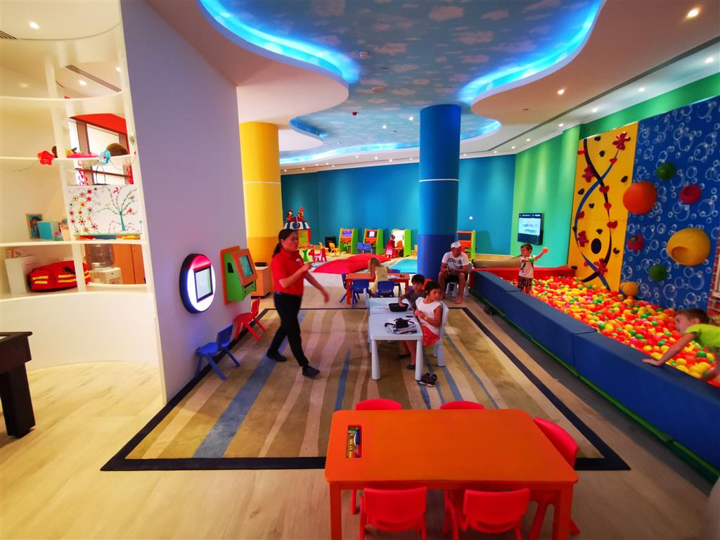 Prázdniny v Emirátoch: DoubleTree by Hilton Resort Marjan Island - 4