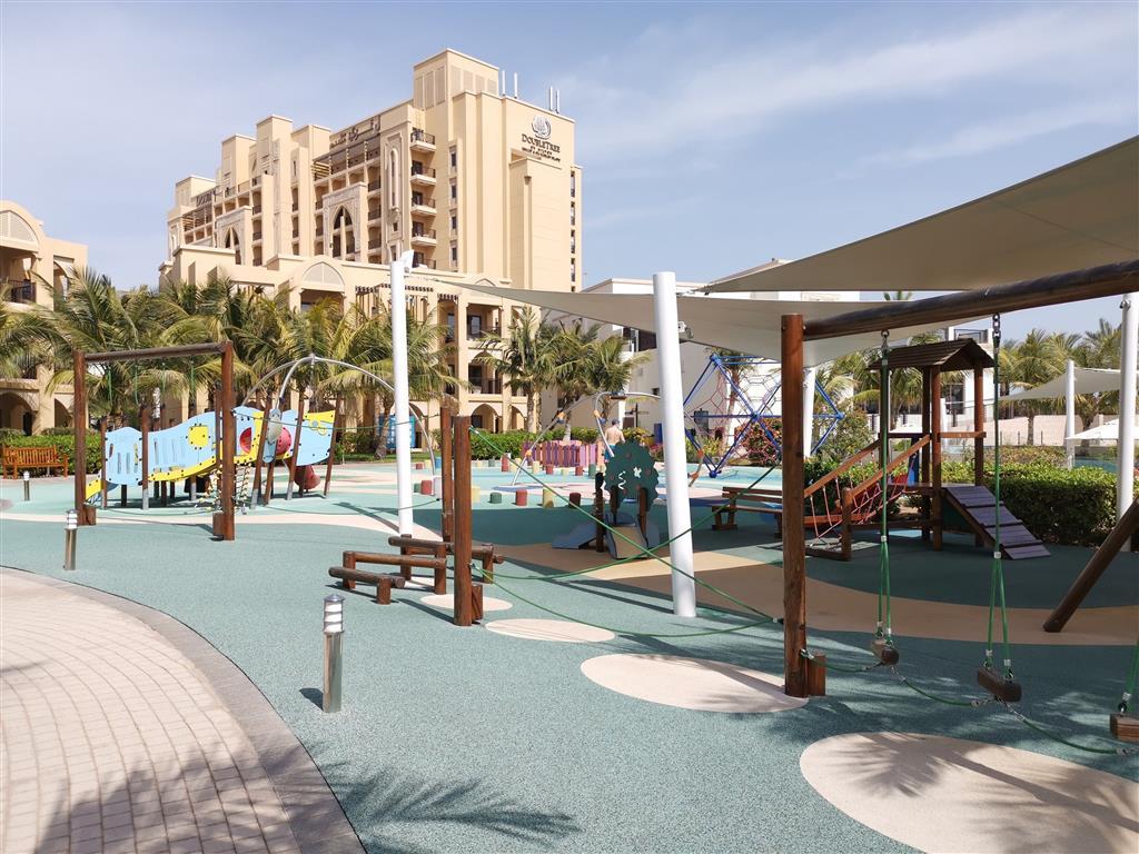 Prázdniny v Emirátoch: DoubleTree by Hilton Resort Marjan Island - 10