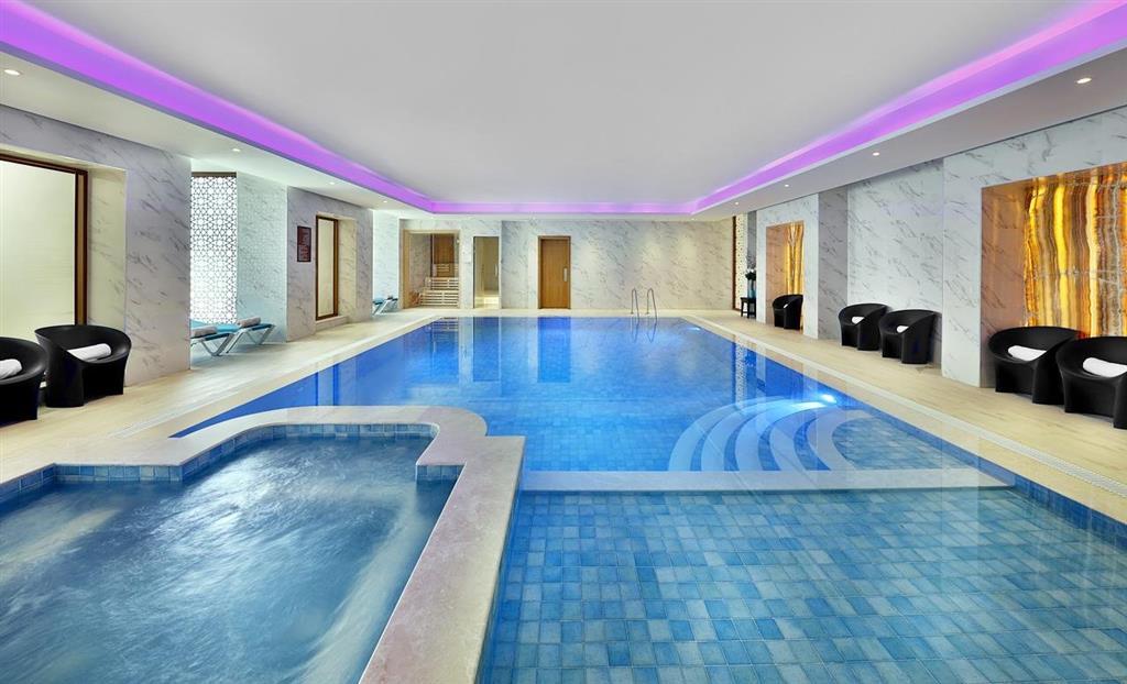 Prázdniny v Emirátoch: DoubleTree by Hilton Resort Marjan Island - 14