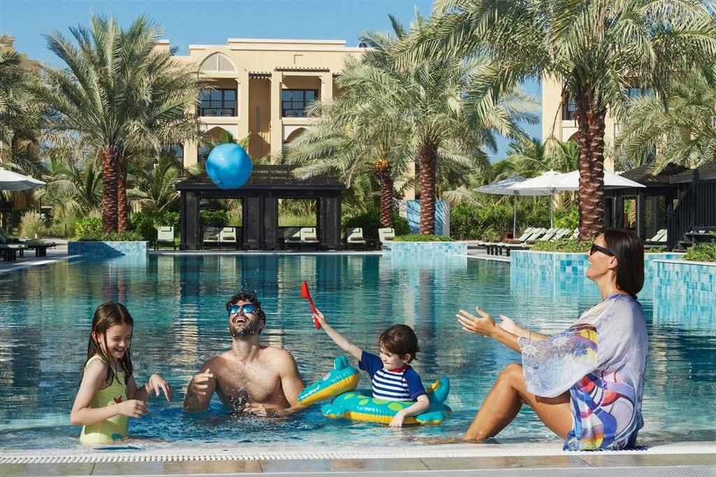 Prázdniny v Emirátoch: DoubleTree by Hilton Resort Marjan Island - 25