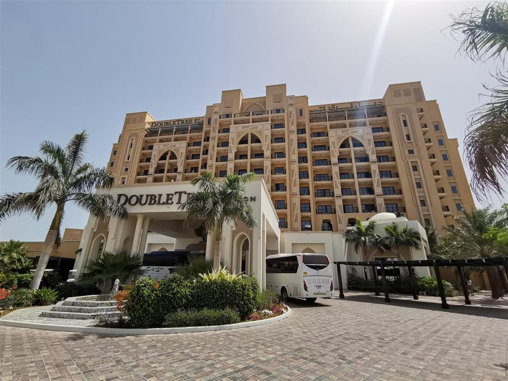 Prázdniny v Emirátoch: DoubleTree by Hilton Resort Marjan Island - 30