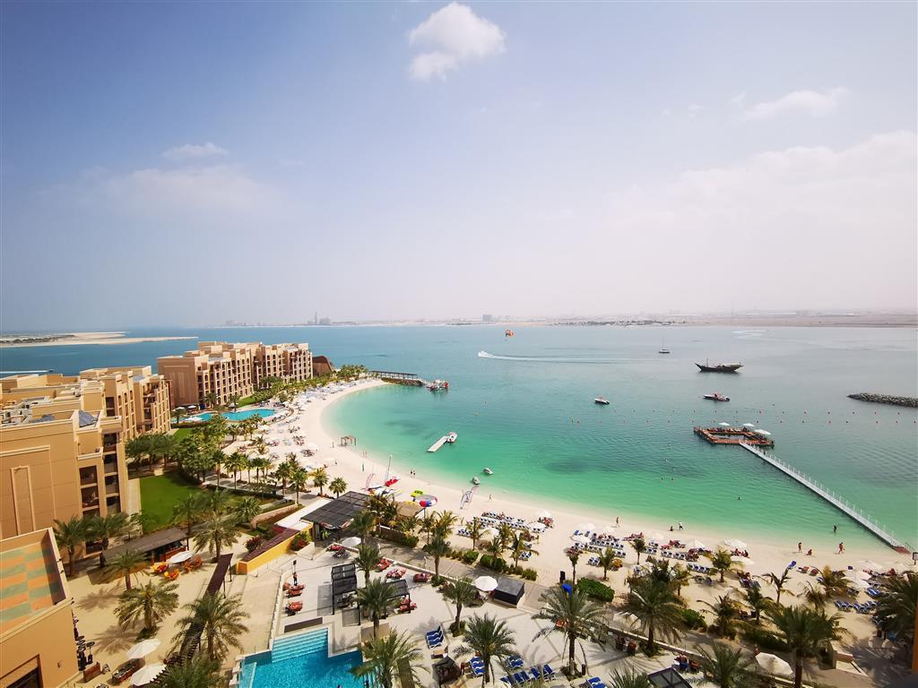 Prázdniny v Emirátoch: DoubleTree by Hilton Resort Marjan Island - 31