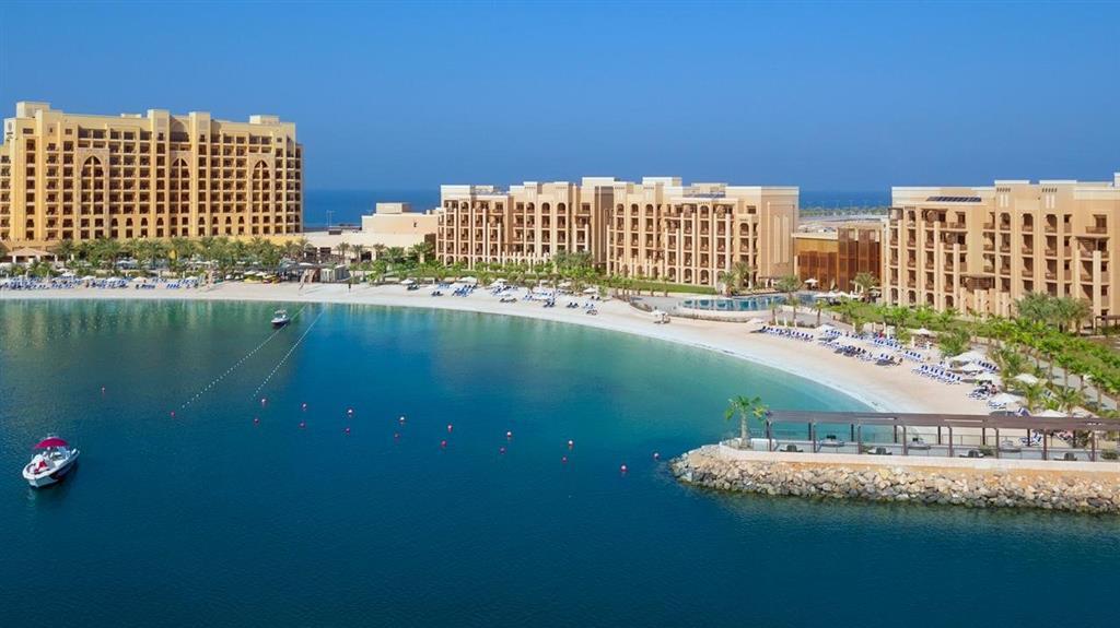 Prázdniny v Emirátoch: DoubleTree by Hilton Resort Marjan Island - 1