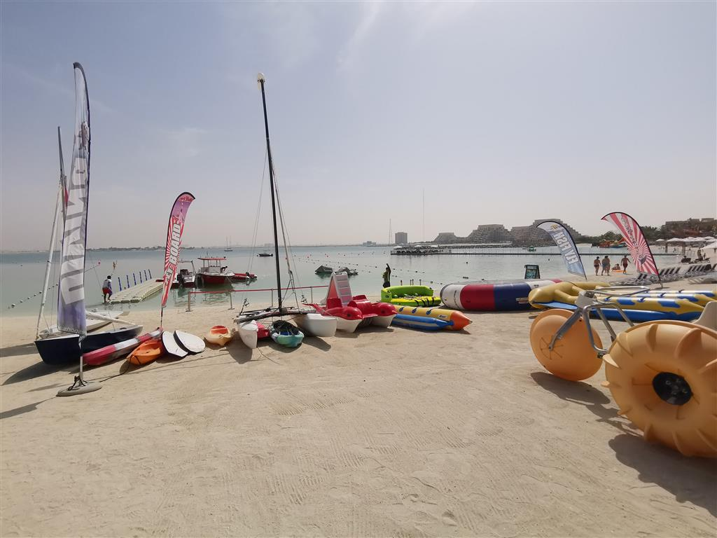 Prázdniny v Emirátoch: DoubleTree by Hilton Resort Marjan Island - 33
