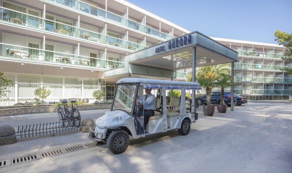 Wellness hotel Aurora - 1
