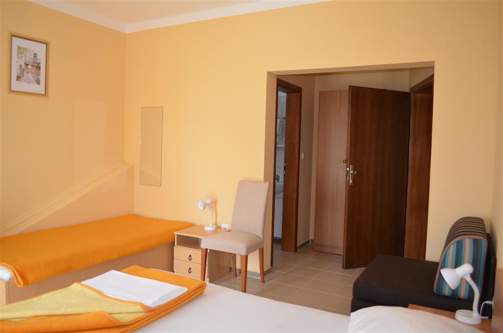 Hotel Zagreb a Villa Pinia polpenzia - 10