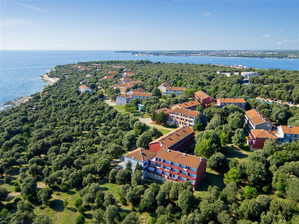 Lanterna Sunny Resort apartmány standard plus