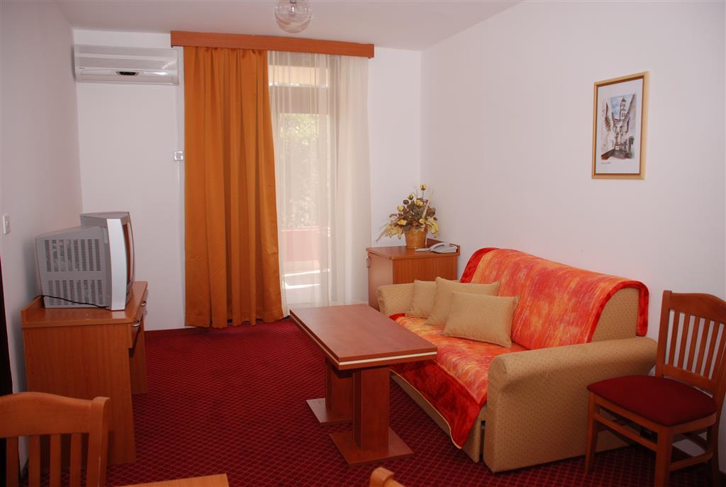 Hotel Zagreb a Villa Pinia polpenzia - 13