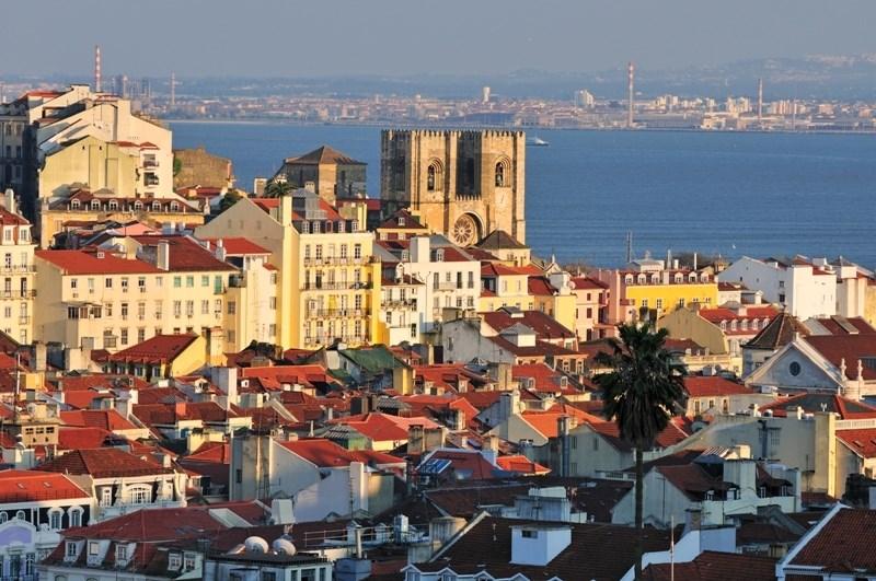 Lisabon - Mesto moreplavcov