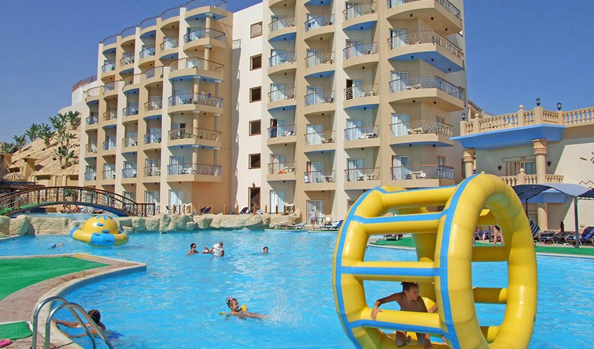 Sphinx Hurghada Aqua Park Beach Resort