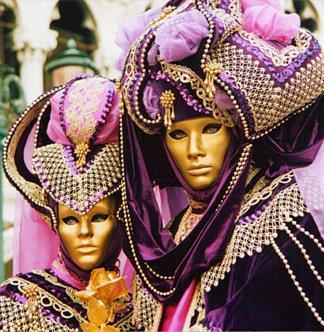 Benátsky karneval - bez ubytovania