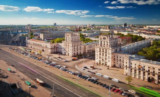 Bielorusko: Minsk - Brest